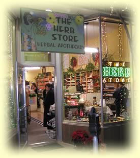 The Herb Store storefront photo